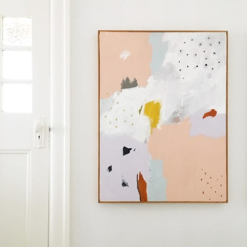 Paintings by Sarah Kelk seen at Private Residence, Melbourne - 'Someday'
