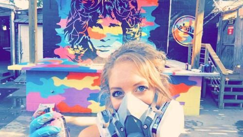 Christine Lutfy | Phunky Artz - Art and Street Murals