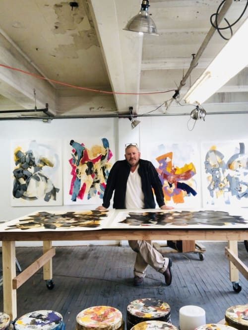 John Ochs - Paintings and Art