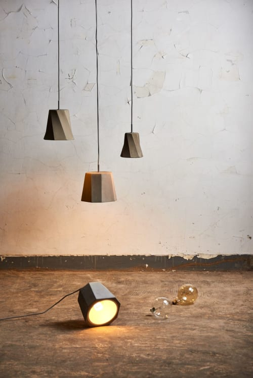 Pendants by SEED Design USA seen at 858 Lind Ave SW, Renton - CASTLE ROCK Pendant