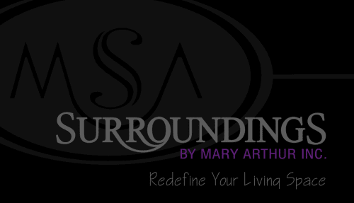 Surroundings by Mary Arthur Inc.