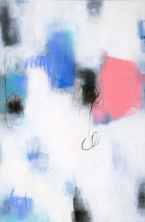 Paintings by Suzie Buchholz seen at Patricia Rovzar Gallery, Seattle, WA, Seattle - Dream Factory