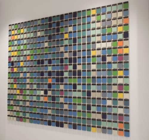 Art & Wall Decor by Laurie Frick seen at Michigan State University, East Lansing - Personality Quirks