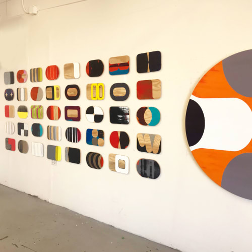 Paintings by Ruth HIller - Ruth Hiller Open Studios