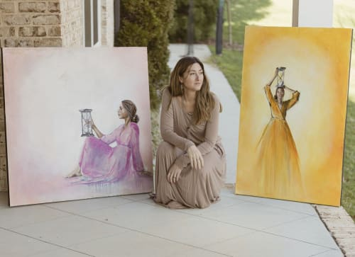 Nancy Hilliard Joyce - Paintings and Art