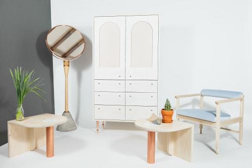 Furniture by VOLK Furniture seen at VOLK Studio LLC, Brooklyn - Lookbook 2017