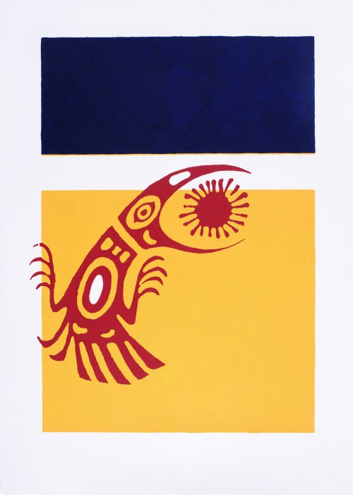 Wall Hangings by Gordon Ellis-Brown seen at Winchester, Hampshire, Winchester - Sundance I (Soul Shaker)