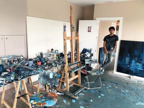 Carlos Azañedo - Paintings and Art