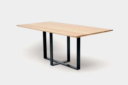 Tables by ARTLESS seen at Private Residence, New York - Cosme Table