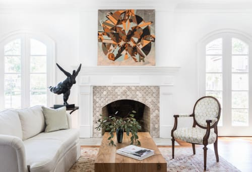 Art Curation by Martine Chaisson Gallery seen at Private Residence, New Orleans, New Orleans - Art Curation