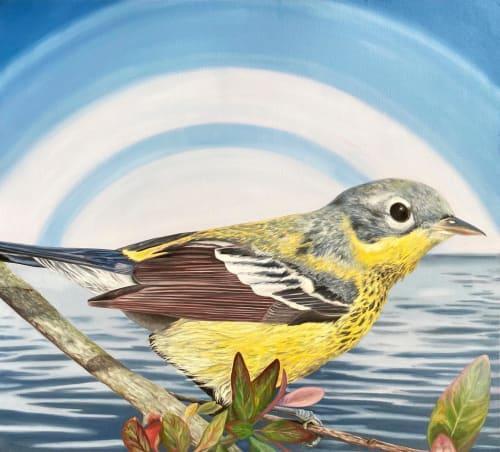 Kendra Bulgrin - Art and Art Curation