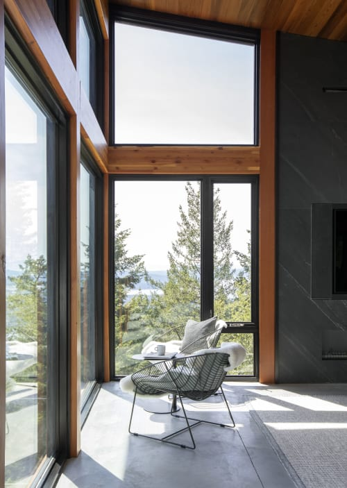 Private Residence, Salt Spring Island, Other, Interior Design