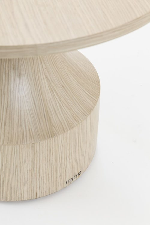 Tables by Matriz Design seen at Buenos Aires, Buenos Aires - TIPPET TABLE