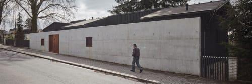 Mjölk architekti - Architecture and Public Sculptures