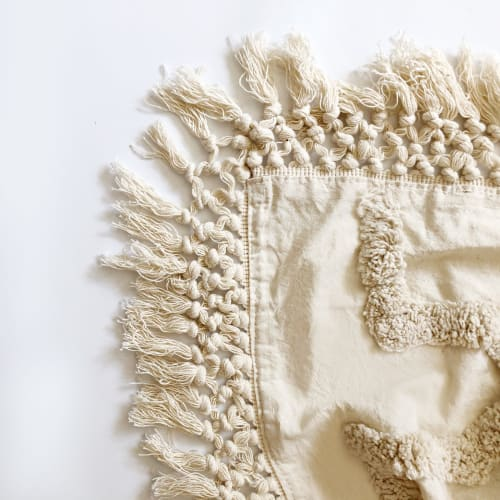 Sandy Bedspread   Linens & Bedding by Coastal Boho Studio