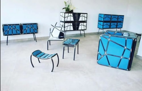 Ousmane Mbaye DESIGN - Chairs and Furniture