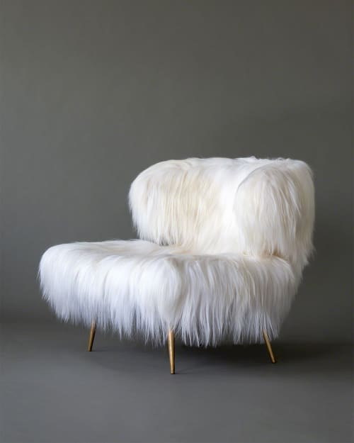 Chairs by Videre Licet seen at Private Residence, Los Angeles - Woolly Bella
