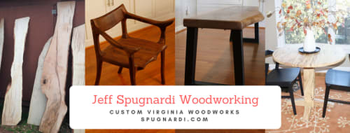 Jeff Spugnardi Woodworking - Tables and Furniture