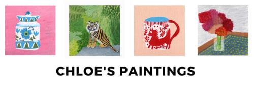 Chloe Harrison - Paintings and Art
