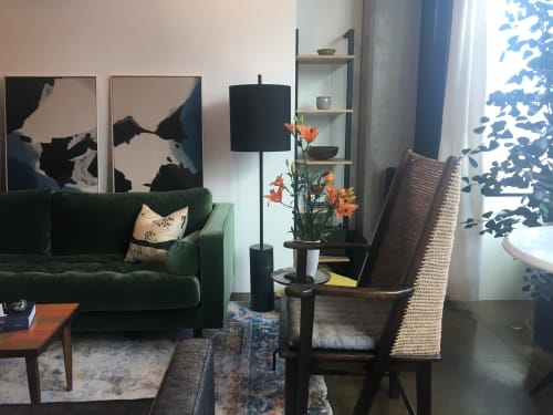 Interior Design by Tracey Kessler/TKID seen at Private Residence, San Francisco - Bachelor Loft