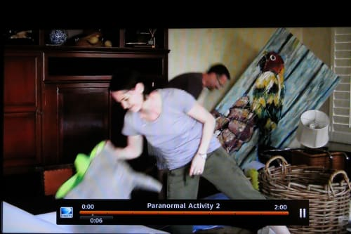 """Paintings by An Artist Life seen at 5555 Melrose Ave, Los Angeles - Painting used in Paramount Pictures  'Paranormal Activity 2""""  Movie"""