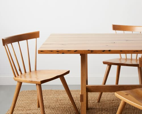 Tables by Chilton Furniture Co. seen at Creator's Studio, Scarborough - North Dining Table