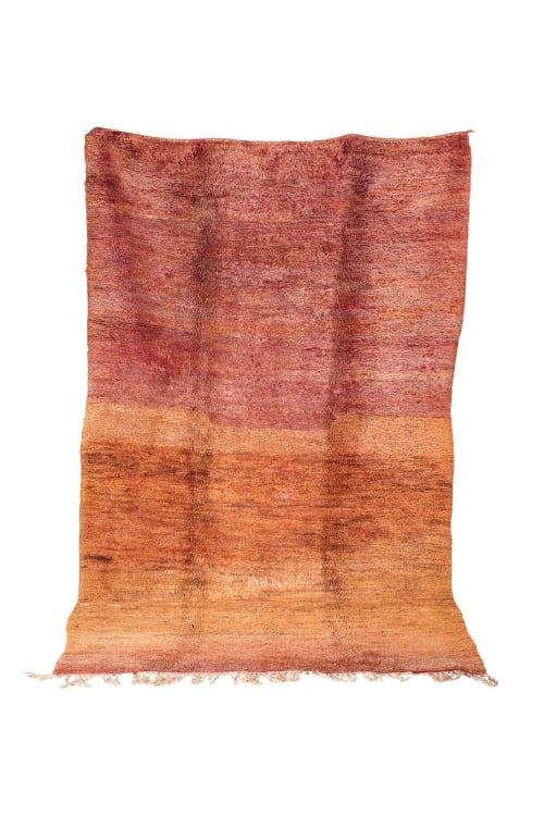 Rugs by Kechmara Designs seen at Creator's Studio, Sacramento - VINTAGE MOROCCAN Beni Mguild Rug
