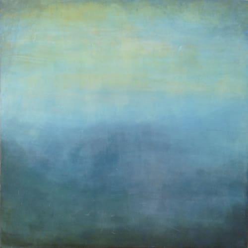 Blue Beyond | Paintings by Linda Cordner