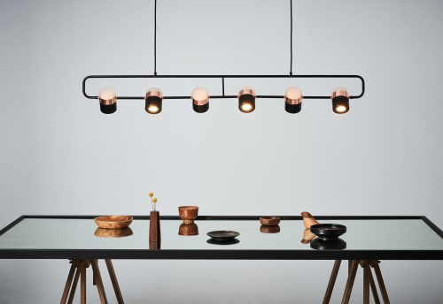 Pendants by SEED Design USA seen at Alchemy Collections, Seattle - Ling Pendant 6