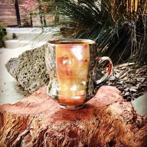 Cups by Suay Ceramics seen at Open Signal, Portland Community Media Center, Portland - Ceramic Mug