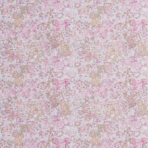 Tea Time Wallpaper in Dusty Pink | Wallpaper by Stevie Howell | Los Angeles in Los Angeles
