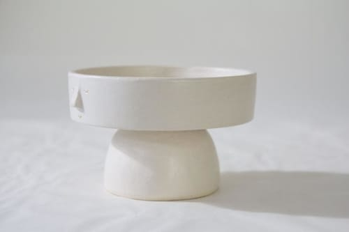 Tableware by Kristina Kotlier seen at Creator's Studio, Los Angeles - Sturdy Steven