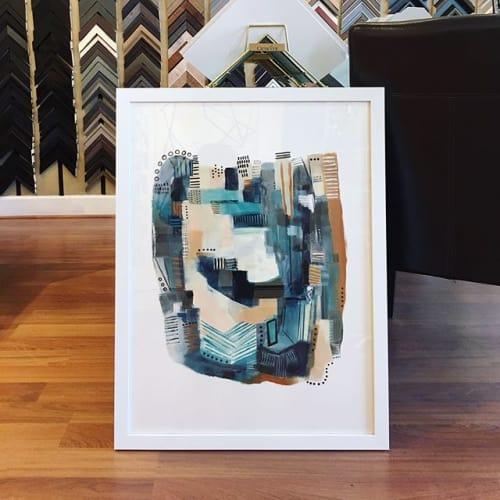 Paintings by Melanie Biehle seen at Seattle, Seattle - Emerge