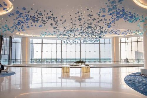 Lighting Design by FPOV Lighting Design seen at Saadiyat Island, Abu Dhabi - jumeirah resort Sadiyaat island