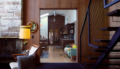 Interior Design by Brendon Farrell seen at Private Residence, Portland - Architecture - Tillamook Street