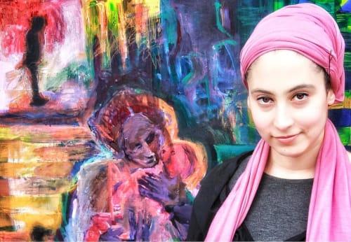 Rivka Nehorai Art - Paintings and Art