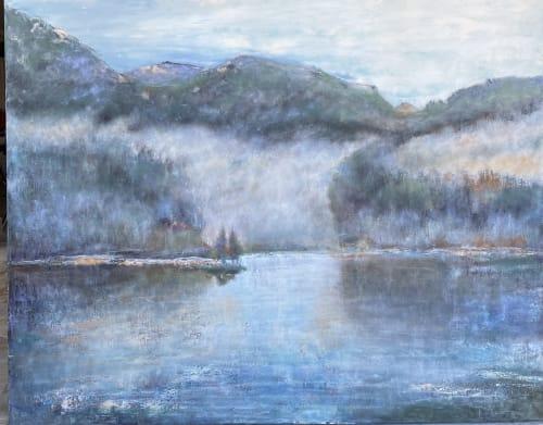Paintings by KAREN WEIHS FINE ART seen at Creator's Studio, Sarasota - Karen Weihs Fine Art