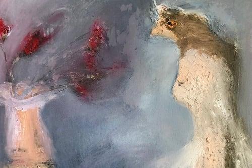 Hilary Herrmann - Paintings and Art