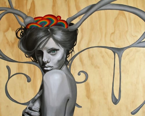 Jodie Herrera - Paintings and Murals