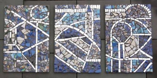 Bette Ann Libby - Public Mosaics and Public Art