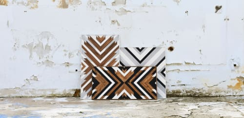 Ethos Woodworks - Wall Hangings and Art