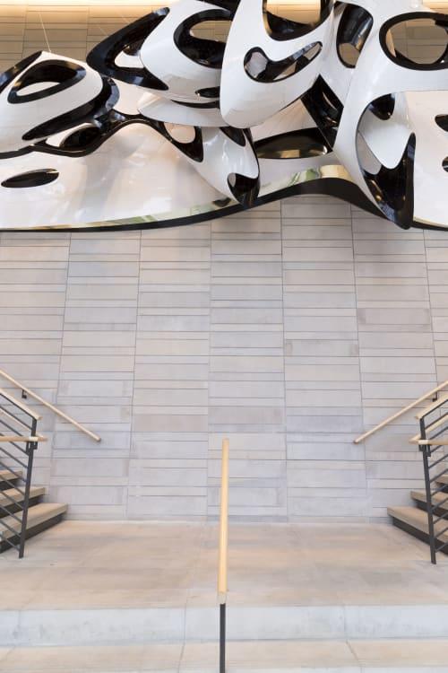 Public Sculptures by Volkan Alkanoglu seen at University of Colorado Denver, Denver - Super Nova