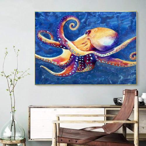 Adrift - Giclee Print   Paintings by Brazen Edwards Artist