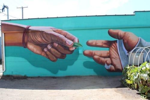 Dan toro - Murals and Street Murals