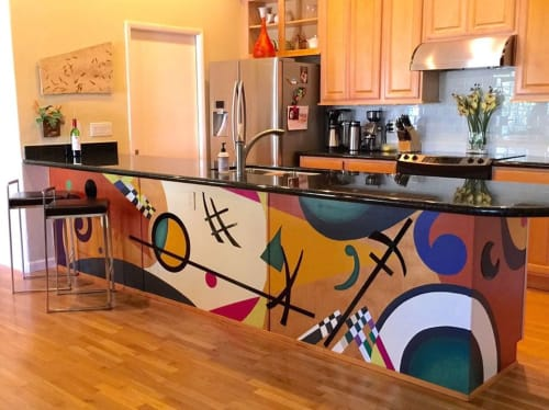 Suzanne Whitaker - Murals and Art