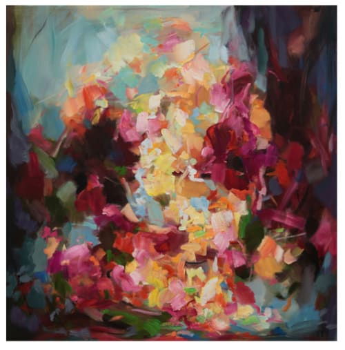 Art Curation by YANGYANG PAN seen at Private Residence, Toronto - Painting