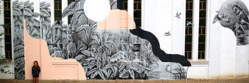Daniela Carvalho - Murals and Art
