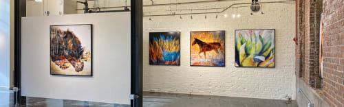 YJ Contemporary Fine Art - Murals and Art