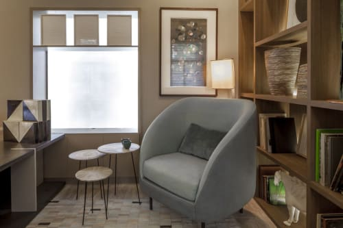 Couches & Sofas by Matriz Design seen at Buenos Aires, Buenos Aires - PETER ARMCHAIR