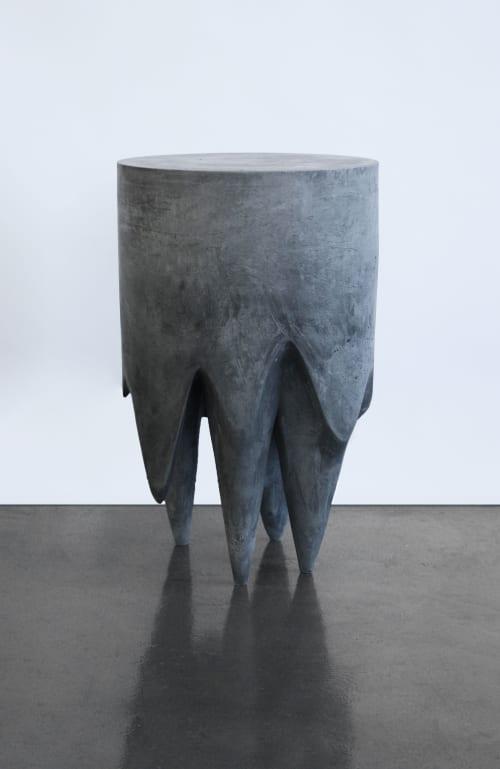 Tables by Studio S II seen at Brooklyn, Brooklyn - Dark Matter
